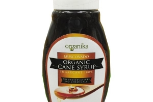 Muscovado Organic Cane Syrup