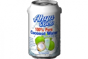 Pure 100% Organic Coconut Water