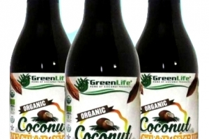 Coconut Nectar Syrup Greenlife